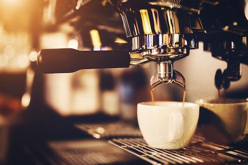 DGUV V3 Prüfung Kaffeemaschine Berlin