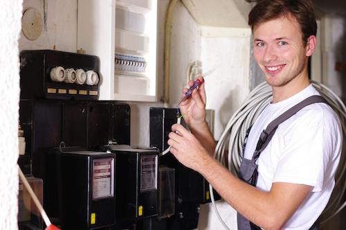 Erst und Wiederholungsprüfung elektrischer Anlagen Berlin
