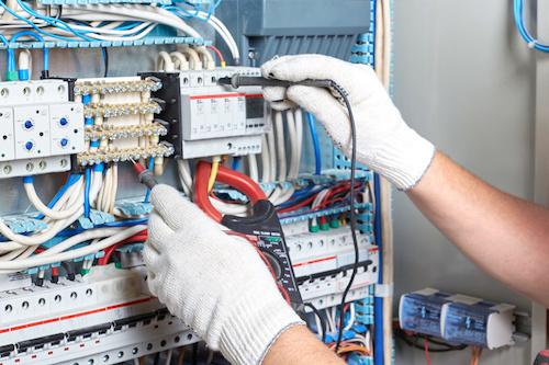 Wiederkehrende Prüfung elektrischer Anlagen Berlin
